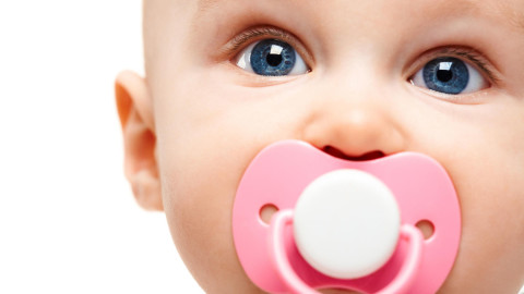 Baby Pacifier wallpapers high quality