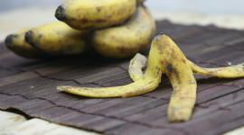 Banana Peel Desktop Wallpaper For PC
