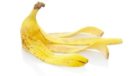 Banana Peel High Quality Wallpaper