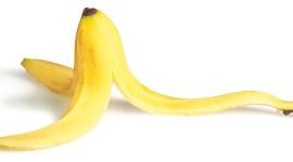 Banana Peel Wallpaper Full HD