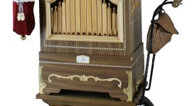 Barrel Organ Wallpaper For IPhone