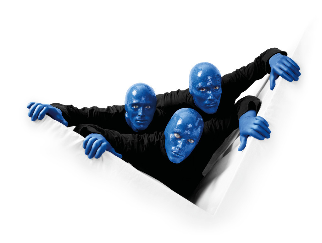 Blue Man Group wallpapers HD