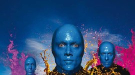 Blue Man Group Wallpaper For IPhone