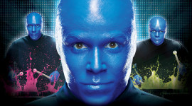 Blue Man Group Wallpaper For Mobile