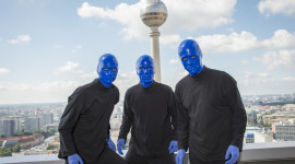 Blue Man Group Wallpaper For PC