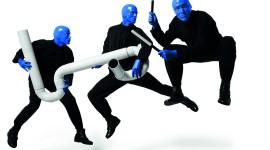 Blue Man Group Wallpaper Free