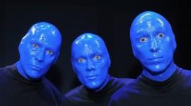 Blue Man Group Wallpaper#1