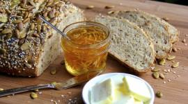 Bread With Honey Wallpaper 1080p