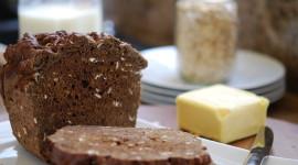 Bread With Honey Wallpaper