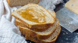 Bread With Honey Wallpaper Free