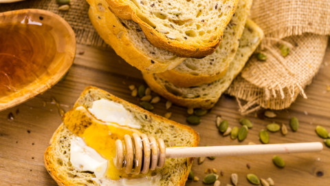 Bread With Honey wallpapers high quality