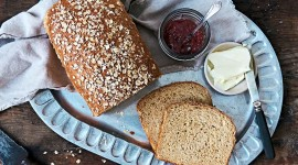 Bread With Honey Wallpaper Gallery