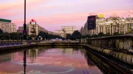 Bucharest Wallpaper For IPhone