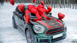 Car Bow Wallpaper Download Free