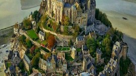 Castle Mont Saint Michel France For Android
