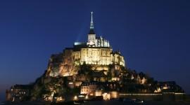 Castle Mont Saint Michel France For PC#1