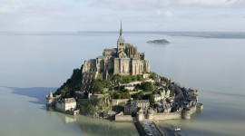 Castle Mont Saint Michel France For PC#2