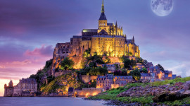 Castle Mont Saint Michel France Image#1