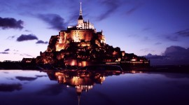 Castle Mont Saint Michel France Image#2