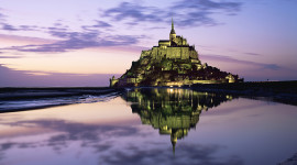 Castle Mont Saint Michel France Image#3