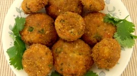 Cheese Cutlets Wallpaper 1080p