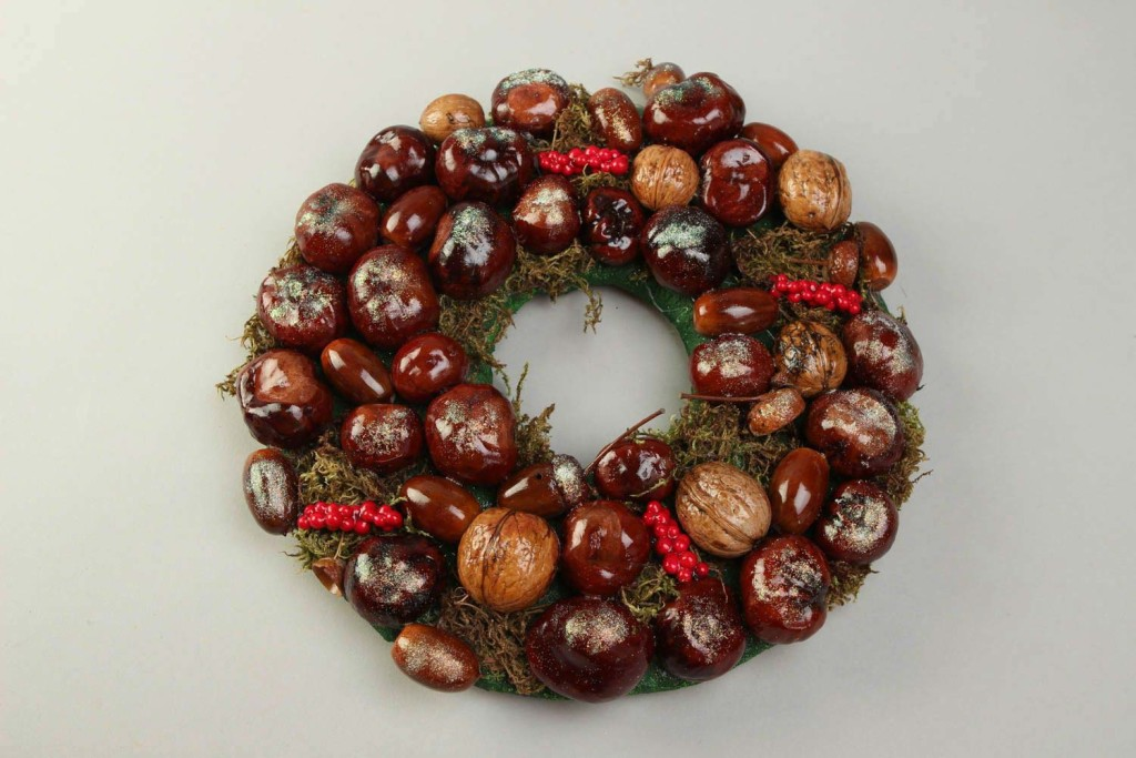 Chestnut Wreath wallpapers HD