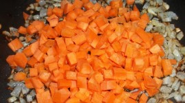 Chopped Carrots Wallpaper Gallery
