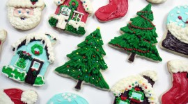 Christmas Cookies Aircraft Picture