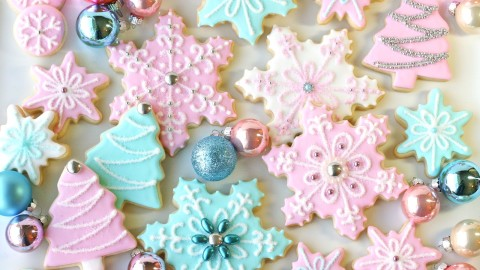 Christmas Cookies wallpapers high quality