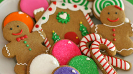 Christmas Cookies Wallpaper For Android