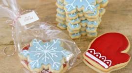 Christmas Cookies Wallpaper For Desktop