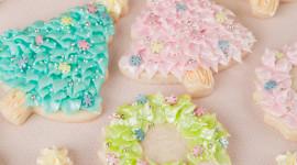 Christmas Cookies Wallpaper For Mobile