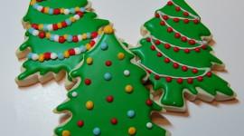 Christmas Cookies Wallpaper Free