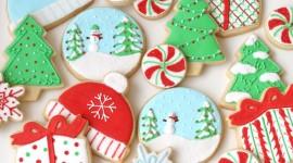 Christmas Cookies Wallpaper Full HD