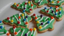 Christmas Cookies Wallpaper Gallery