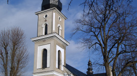 Churches Poland High Quality Wallpaper