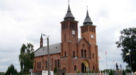 Churches Poland Wallpaper Background