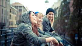 Company Of Friends Wallpaper HD
