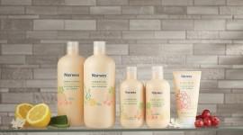 Cream Shower Gel Wallpaper