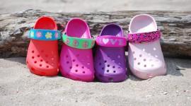 Crocs Shoes Desktop Wallpaper HD