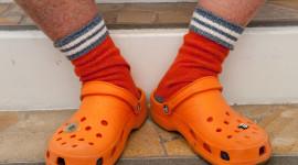 Crocs Shoes Wallpaper High Definition