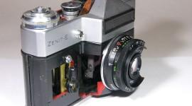 Cutaway Lens High Quality Wallpaper