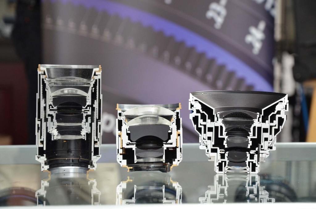 Cutaway Lens wallpapers HD