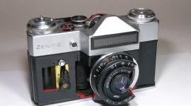 Cutaway Lens Wallpaper Free