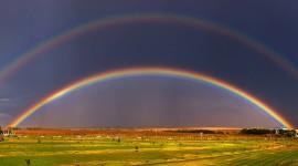Double Rainbow Wallpaper For Desktop