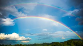 Double Rainbow Wallpaper Free