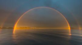 Double Rainbow Wallpaper Full HD