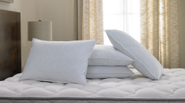 Feather Pillow Wallpaper For PC