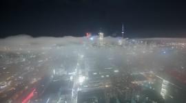 Fog In The City Wallpaper HQ