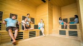Herbal Sauna High Quality Wallpaper